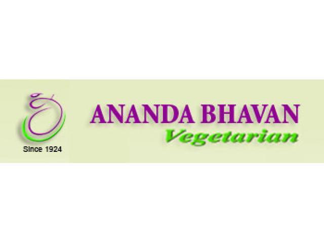 Ananda Bhavan Restaurant