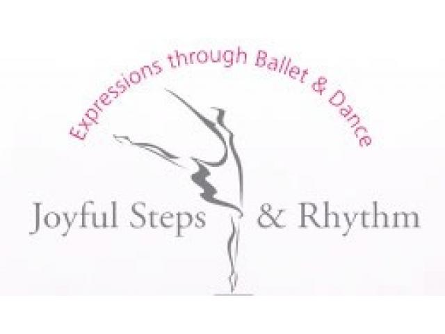 joyful steps and  rhythmic