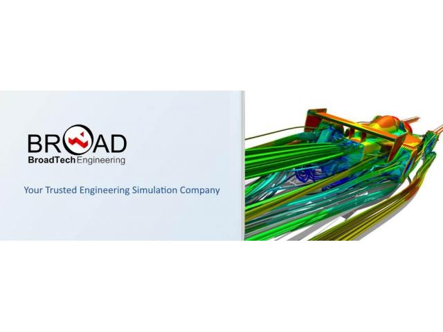 BroadTech Engineering | Your Trusted Engineering Simulation Company