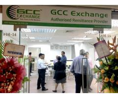 GCC Exchange - Peninsula Plaza (Remittance Service)