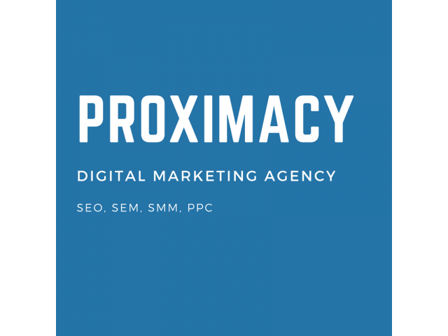 Proximacy | Online Marketing Services