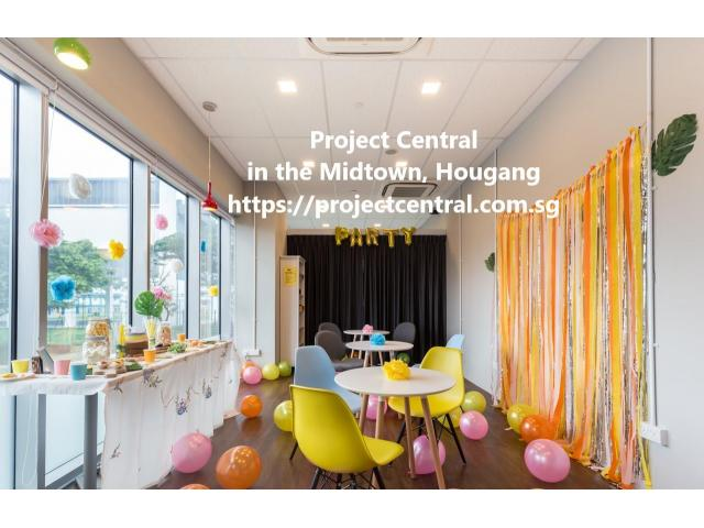 Project Central Pte. Ltd.