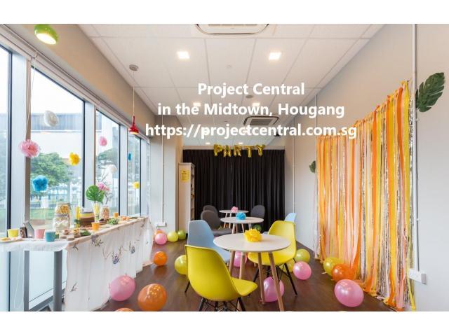 Project Central Pte. Ltd.