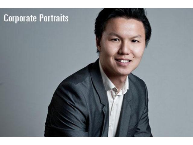 Corporate Portrait Photography Services