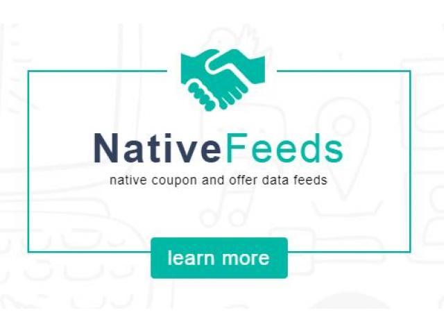 Coupon Data Provider | nativemedia