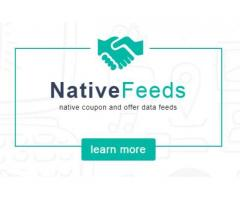 Coupon Data Provider | nativemedia