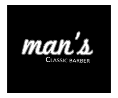 Man's Classic Barber
