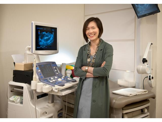 Dr Pamela Tan - Obstetrician-Gynaecologist