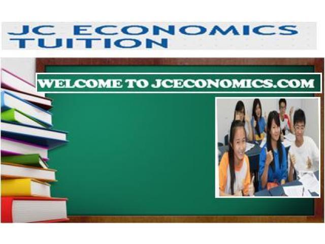 Economics Tuition Singapore