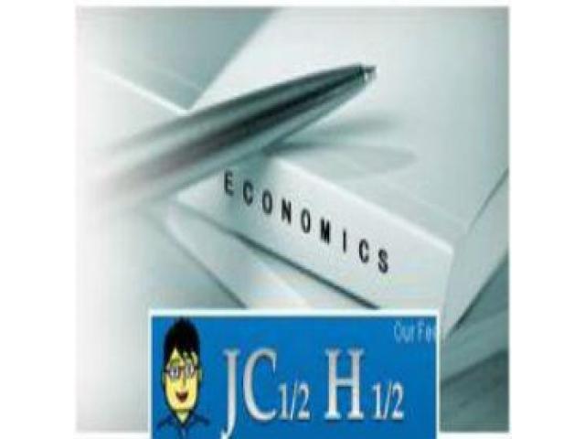 H1 Economics Tuition