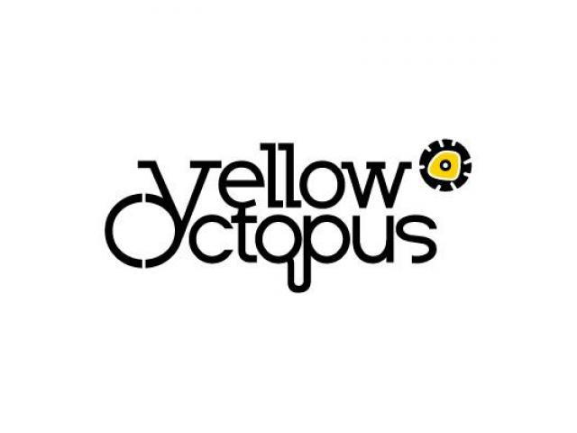 Yellow Octopus