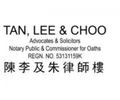 Tan, Lee & Choo