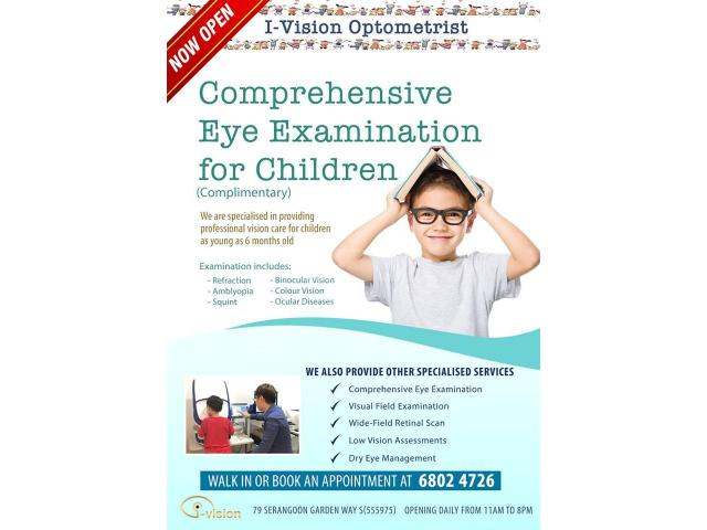 I-Vision Specialist Pte Ltd