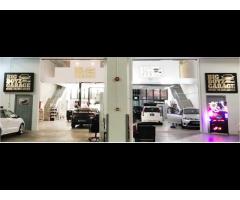 Big Boyz Garage - SG Coolest Car Repair and Servicing Workshop