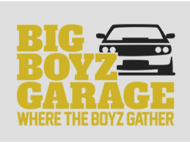 Big Boyz Garage - SG Coolest Car Repair and Servicing Workshop