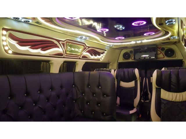 Maxi Cab Singapore Limousine and Minibus Services