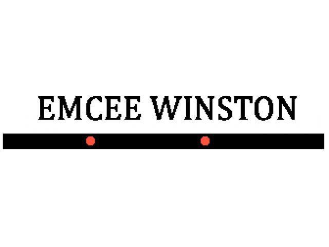 Emcee Winston Wei