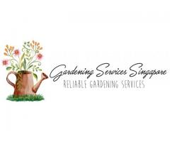 Gardening Services Singapore