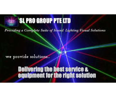 Clair Lighting by SL Pro Group Pte Ltd - Disco Lighting and Stage Lighting