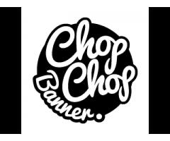 Chop Chop Banner