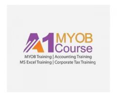 A1 MYOB Courses Singapore