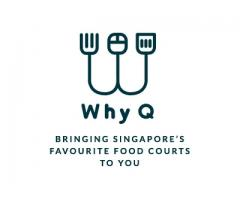 WHYQ Food Delivery Singapore