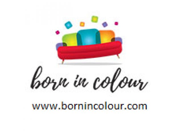 born in colour (Henderson)