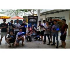 Adrenaline Laser Tag Singapore