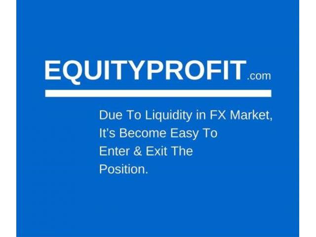 Trading Signals Provider- Equity Profit