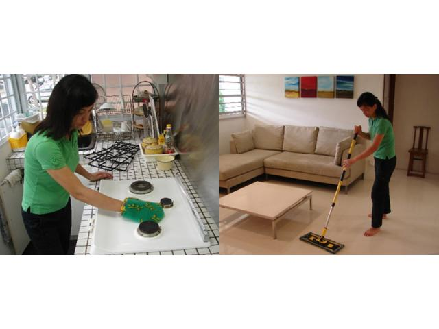 Eunike Living - Professional Cleaning Services Singapore
