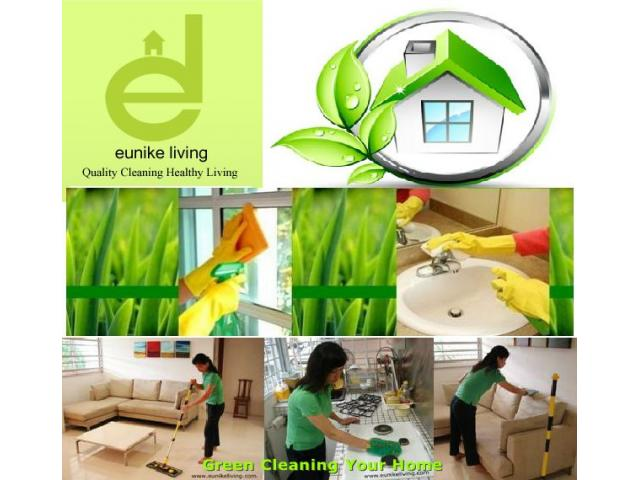 Eunike Living - House Cleaning Services