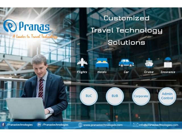 Pranas Technologies Pte Ltd
