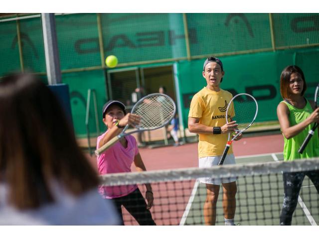 Banana Tennis Academy