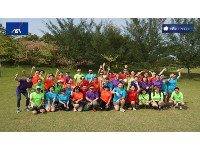 TVworkshop Asia Singapore Team Building Company Retreats