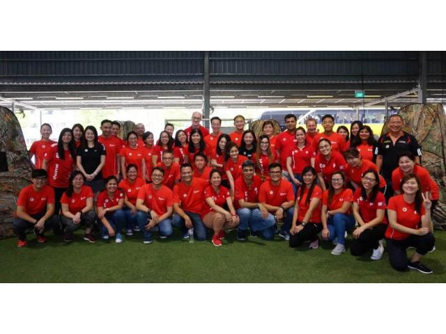 TVworkshop Asia Singapore Team Building Company Retreats