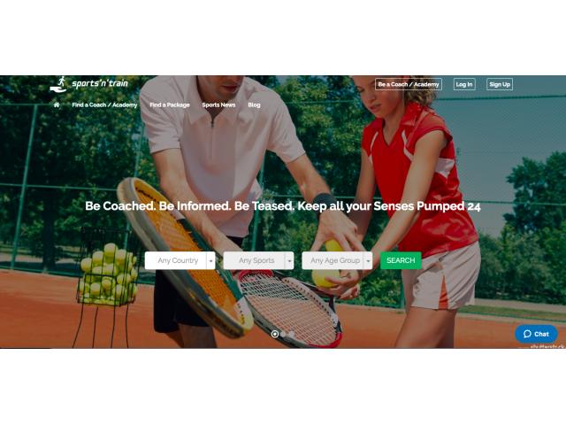 Sportsntrain pte Ltd