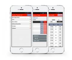 cheap mobile app design