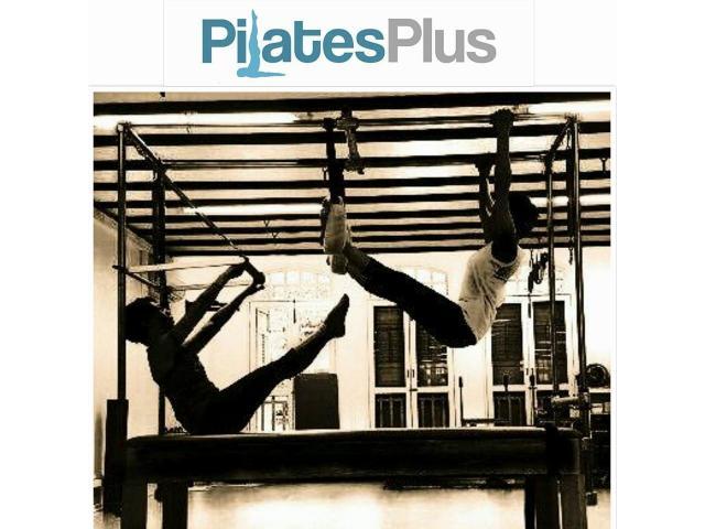 Pilates Plus - Pilates Classes & Fitness Singapore