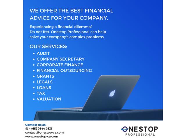 Onestop Professional Services Pte. Ltd.