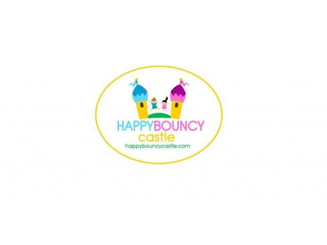 Happy Bouncy Castle