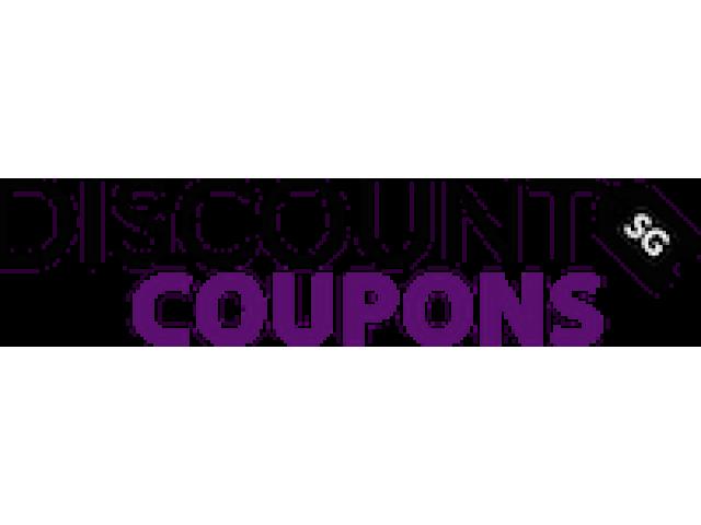 Discount Coupons Singapore