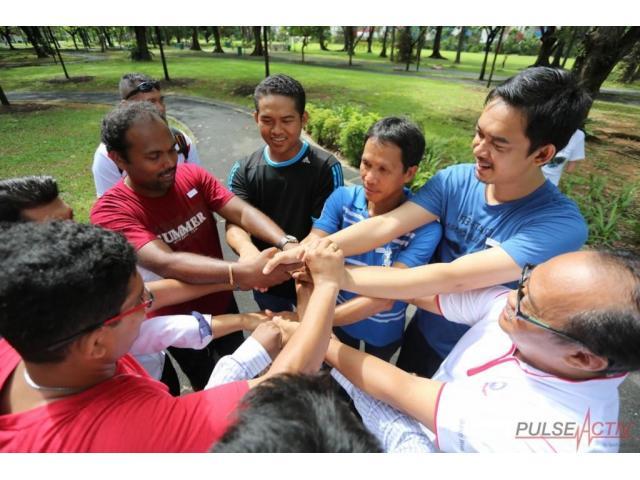 PulseActiv Corporate Team Building