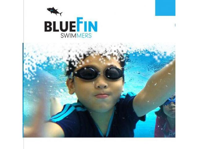 Blue Fin Swimmers - Best Swimming School in Singapore