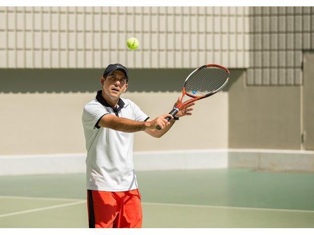 Jinji Tennis Court Singapore