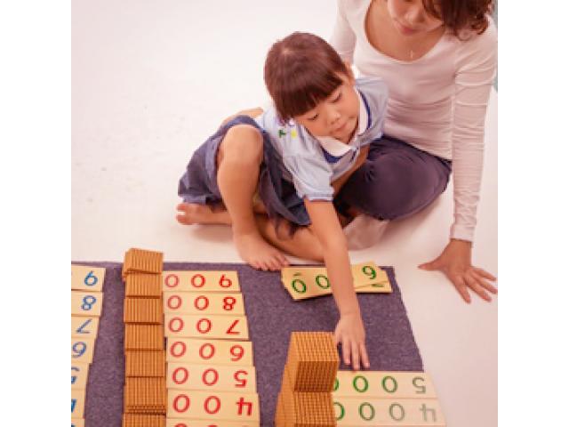 Christian Montessori Singapore | Playgroup Singapore