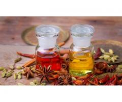 Pure Essential Oils -- Spice Oils